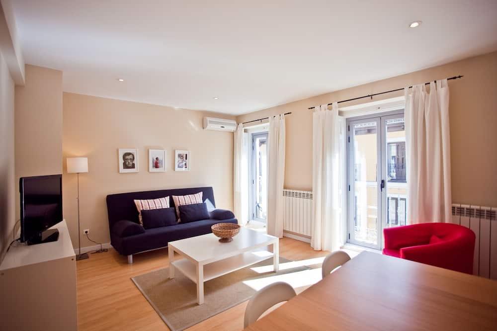 Family Apartment, 1 Bedroom, Balcony - Room