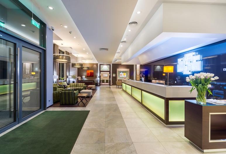 Holiday Inn Kyiv, Kyiv, Lobby