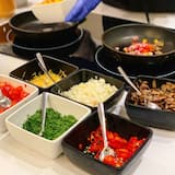 Švediškas pusryčių stalas