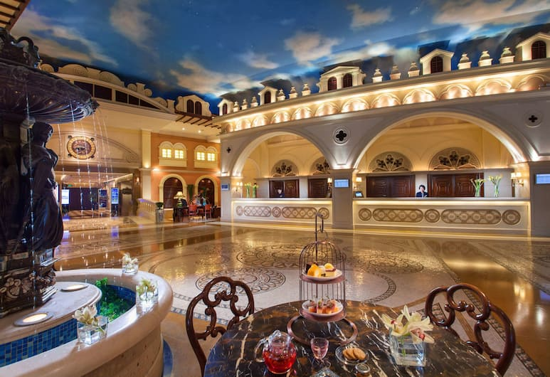 The Venice Raytour Hotel Shenzhen, Shenzhen, Lobby Lounge