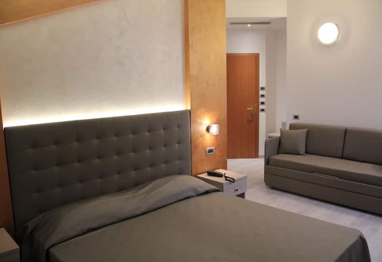 Hotel Gabbiano, Rimini, Double Room Single Use, Guest Room