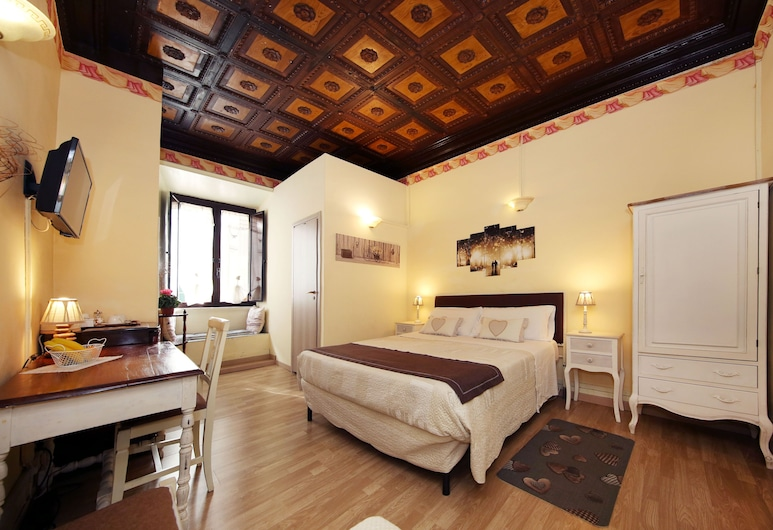Tibullo Guesthouse, Rome, Double Room, Guest Room