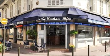 Mynd af Au Cadran Bleu í Levallois-Perret