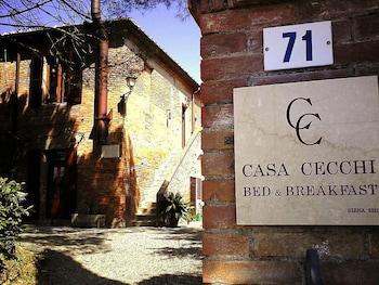 Fotografia do Casa Cecchi em Siena