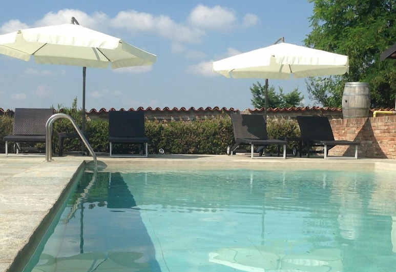 Antico Borgo Monchiero – Art Living Hotel, Monchiero, Pool