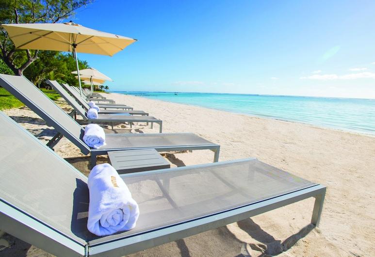 Maritim Crystals Beach Hotel Mauritius, Пальмар, Пляж