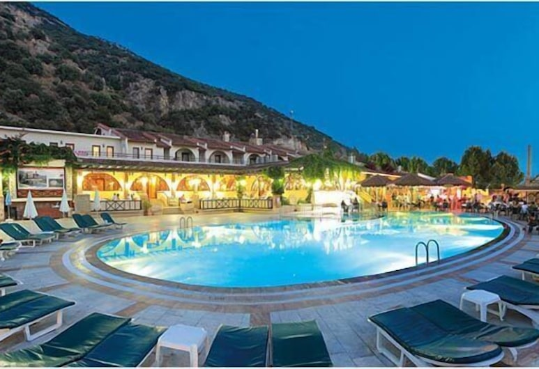 Oludeniz Beach Resort by Z Hotels, Fethiye, Outdoor Pool