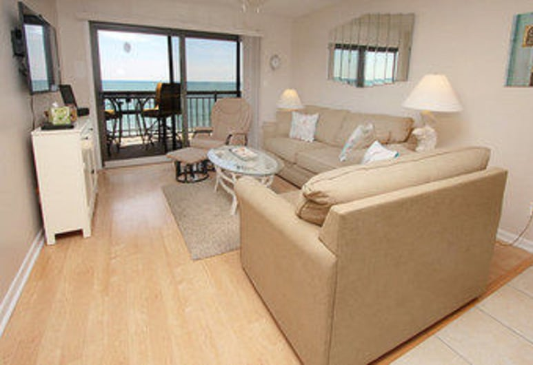 Buena Vista by Elliott Beach Rentals, Pantai North Myrtle , Condo, 2 Bedrooms, Ocean View, Bilik Rehat