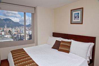 Naktsmītnes Mirador del Recuerdo attēls vietā Bogota
