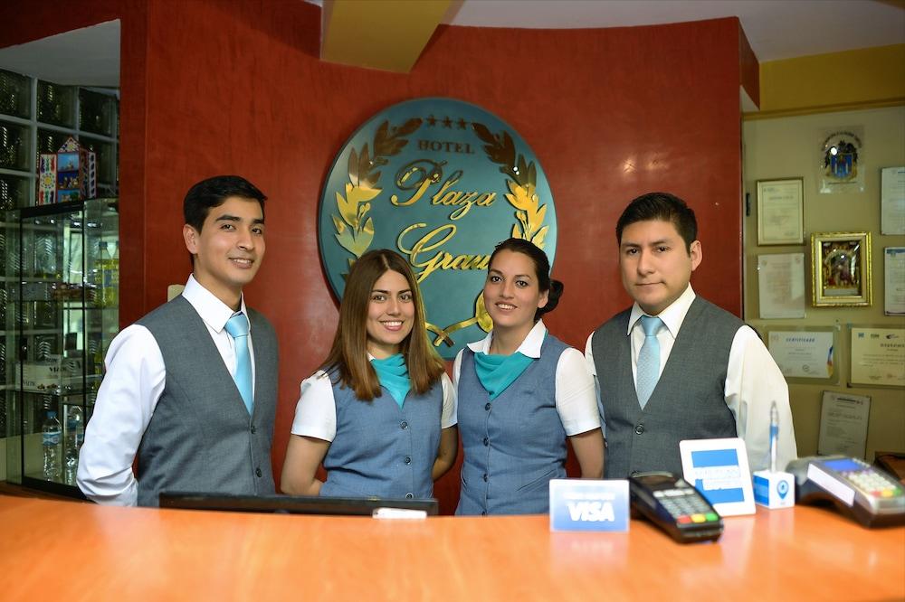 ホテル プラザ グラウ, Trujillo