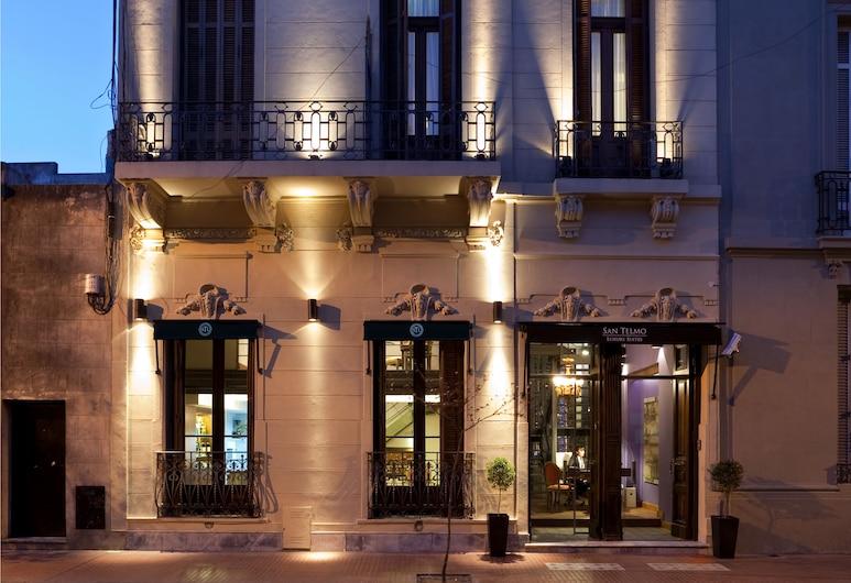 San Telmo Luxury Suites, Buenos Aires, Dizajn objekta
