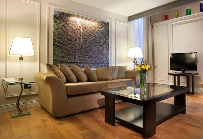 San Telmo Luxury Suites, Buenos Aires, Suite superior, Sala de estar