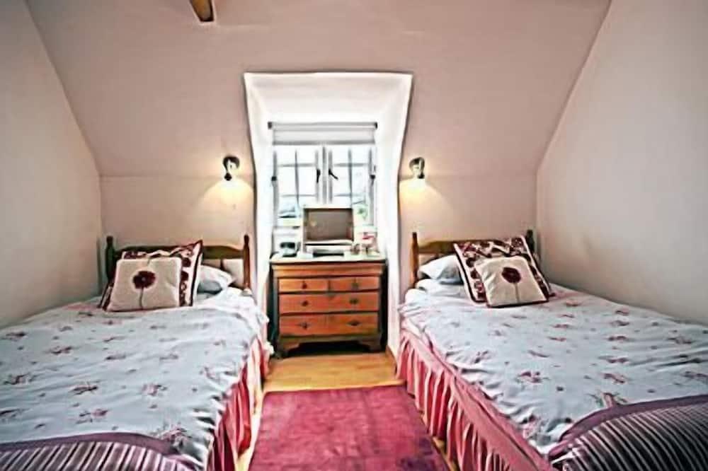 Štandardná dvojlôžková izba, súkromná kúpeľňa - Obývacie priestory