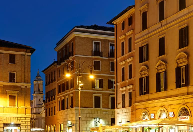 Suite Art Navona, Rome, View from Hotel