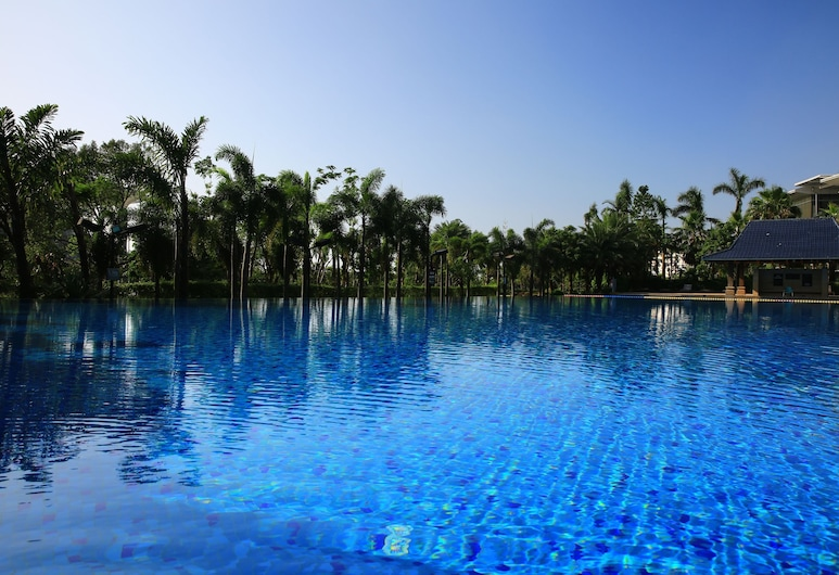 廈門國際會議中心大酒店, 廈門市, 室外泳池