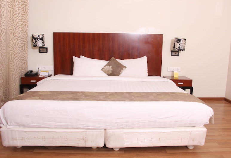 The Aures (formerly known as Keys Select The Aures), Aurangabad, Business Room, 1 Double or 2 Single Beds, Guest Room