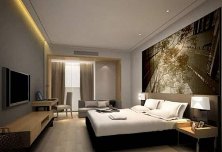 J hotel, Guangzhou, Executive Room, Bilik Tamu