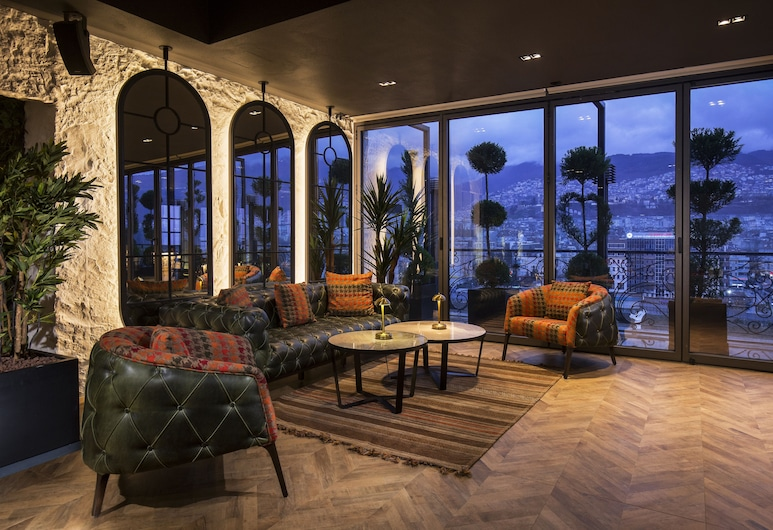 Almira Hotel Thermal Spa & Convention Center, Bursa, Terrace/Patio