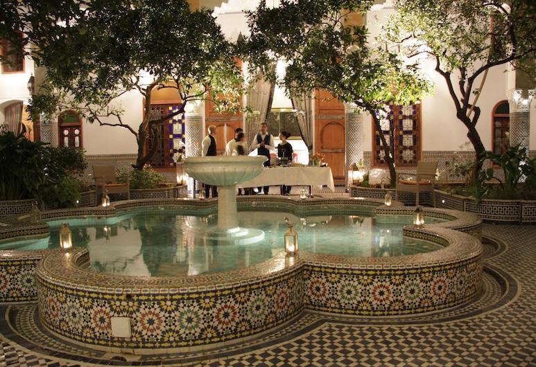 Palais Amani, Фес, Тераса/внутрішній дворик