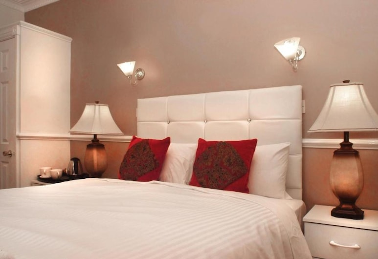 Classic Hyde Park Hotel, Londýn, Štandardná trojlôžková izba, Hosťovská izba