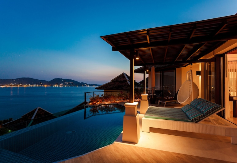 IndoChine Resort & Villas, Patong, Grand Residence, Terrace/Patio