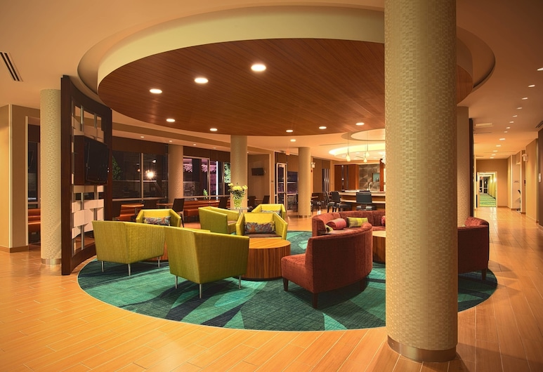 SpringHill Suites Philadelphia Valley Forge/King of Prussia, King of Prussia, Lobby