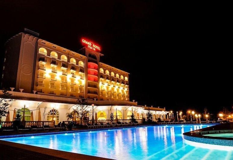 Grand Hotel Italia, Cluj-Napoca, Alberca