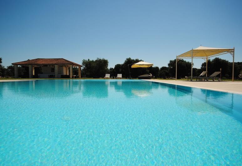 Masseria Corda di Lana, Leverano, Outdoor Pool