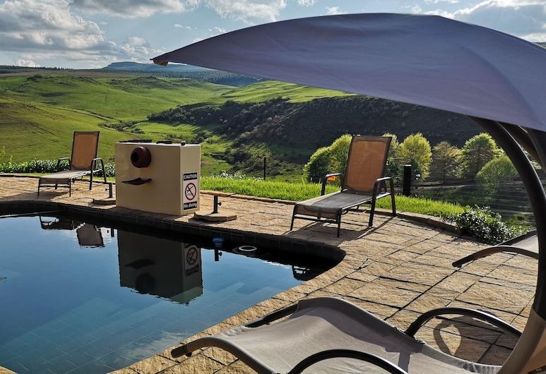 Amazian Mountain River Lodge, Underberg, Outdoor Pool
