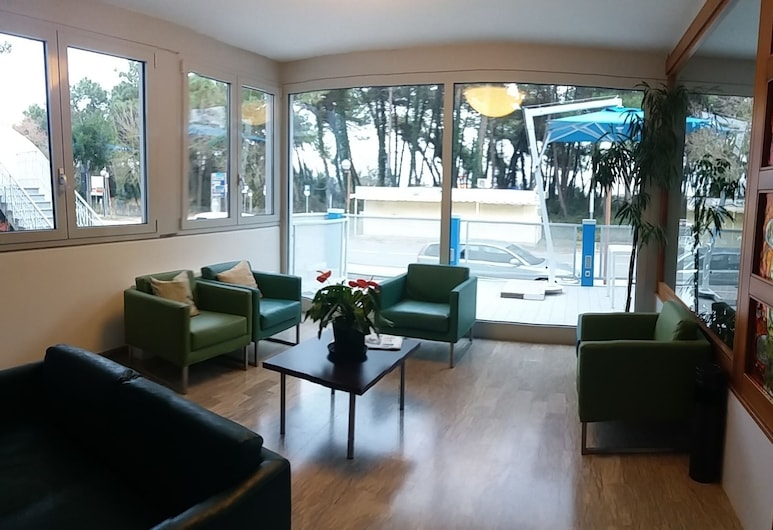 Hotel Bermuda, Ravenna, Lobby Sitting Area
