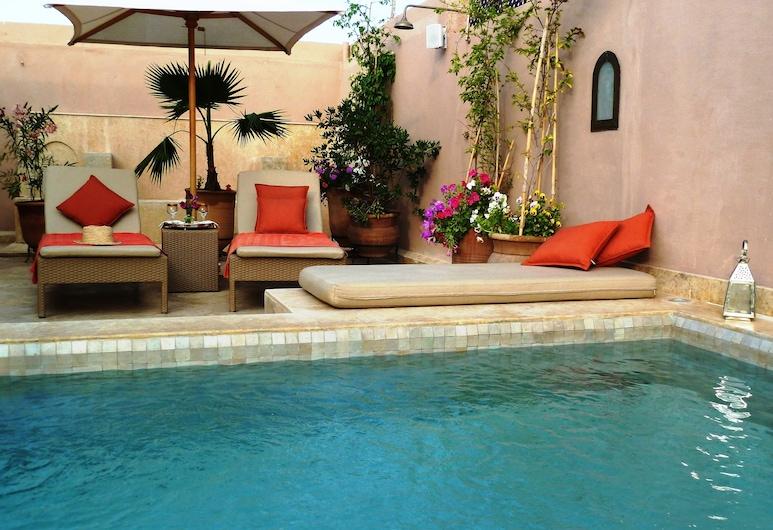 Riad Viva, Marrakech, Piscina