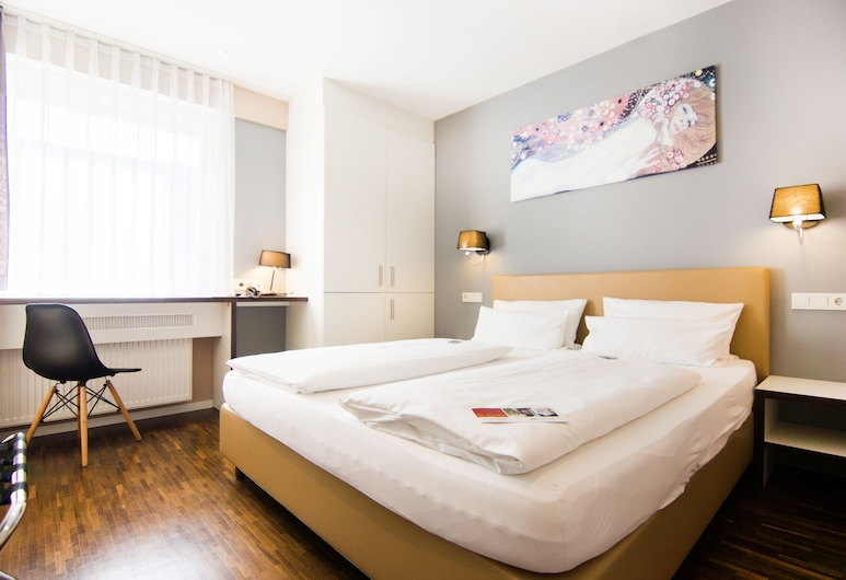 Zeitwohnhaus Suite Hotel & Serviced Apartments, Erlangen, Apartment family deluxe, Guest Room