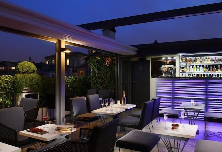 奧爾索羅萊酒店, 羅馬, 酒店酒吧