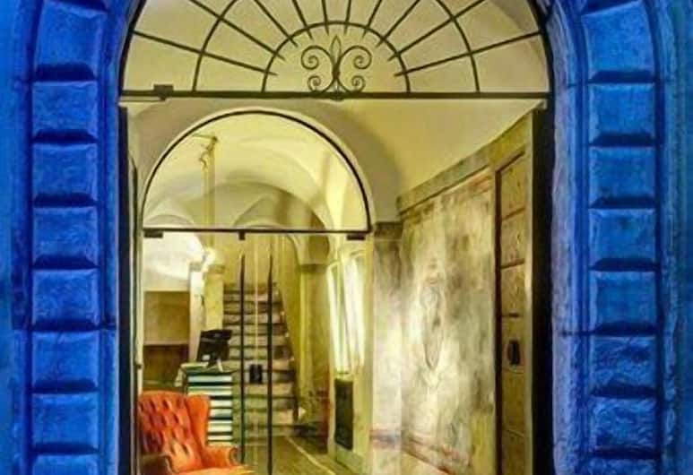 Relais Orso, Rome, Reception