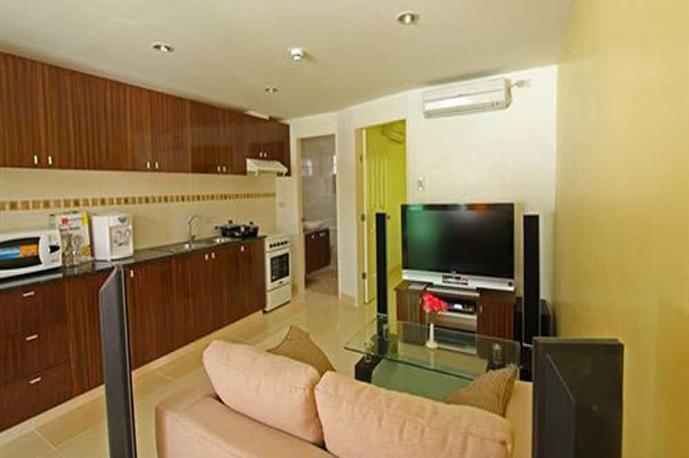 Standardzimmer, 1 Schlafzimmer - Wohnzimmer
