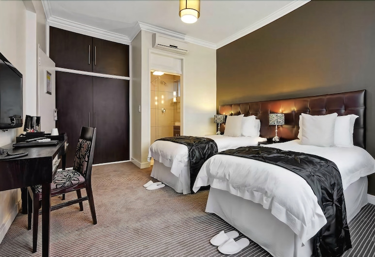 Ascot Boutique Hotel, Johannesburg, Deluxe Room, Guest Room
