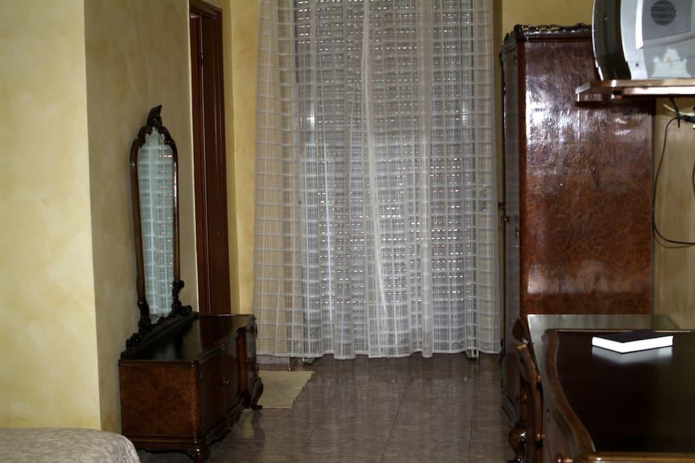 Quad Room - Living Area