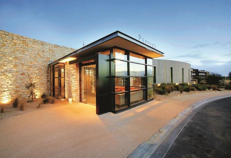 Peppers The Sands Resort, Torquay, Įėjimas į viešbutį
