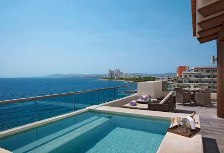 Secrets Vallarta Bay Puerto Vallarta - All Inclusive, Puerto Vallarta, Preferred Club Master Suite Oceanfront, Guest Room View