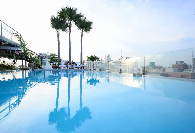 Grand Silverland Hotel & Spa, Ho Chi Minh City, Pool