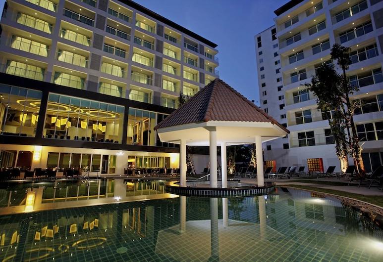 Centara Pattaya Hotel, Pattaya, Hồ bơi trong nhà/ngoài trời
