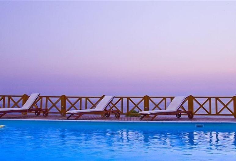 Agapitos Villas & Guesthouses, Zagora-Mouresi, สระว่ายน้ำกลางแจ้ง