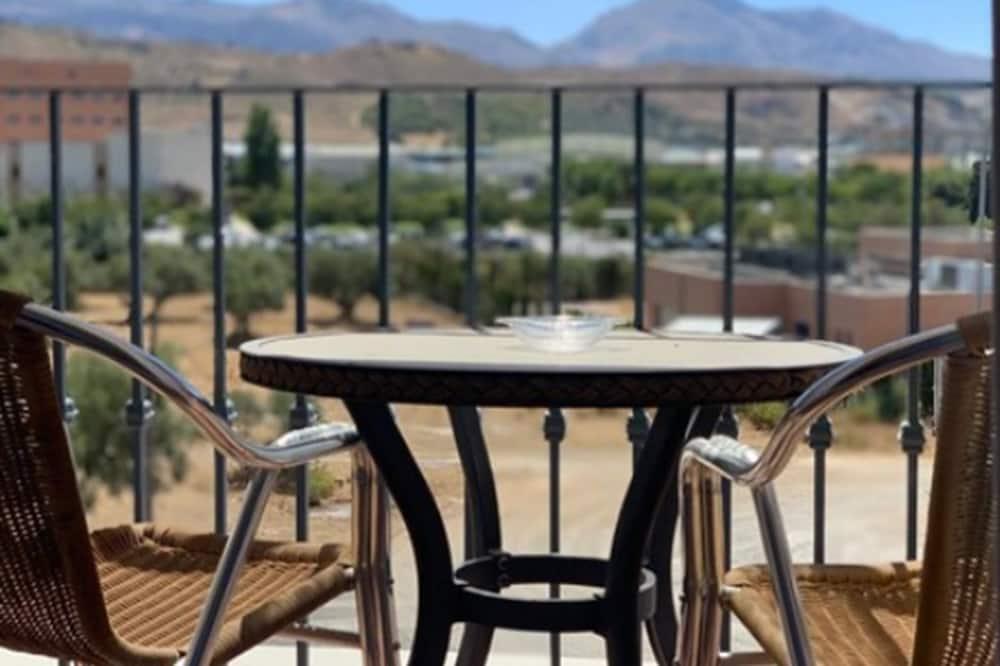 Doppelzimmer zur Einzelnutzung, Terrasse - Terrasse/Patio