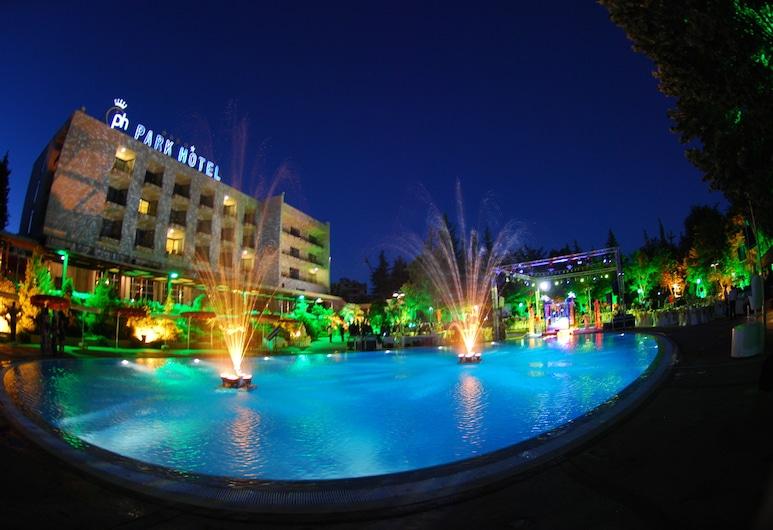 チュトーラ パーク ホテル, シャトゥーラ, プール