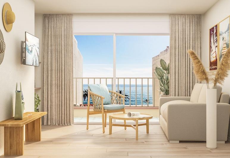 Apartamentos Venecia, Ljoret de Maras, Apartamentai su vitrininiais langais, 1 miegamasis, Kambarys
