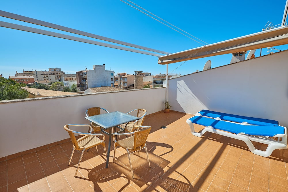 Lejlighed - 1 soveværelse - Terrasse/patio