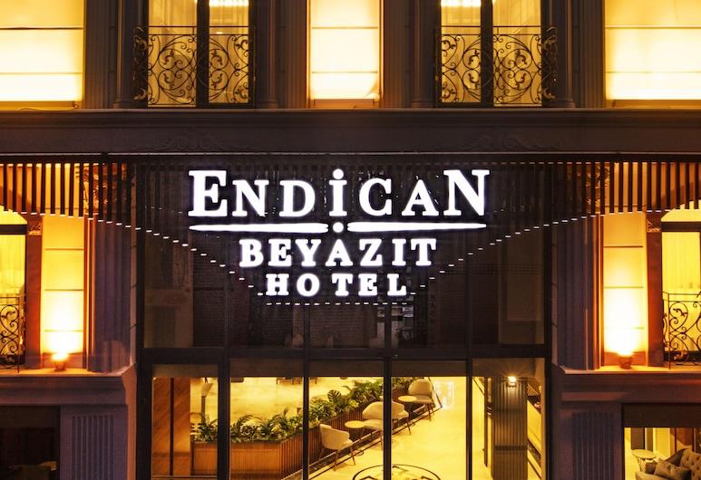 Endican Beyazit Hotel, Istanbúl, Ytra byrði
