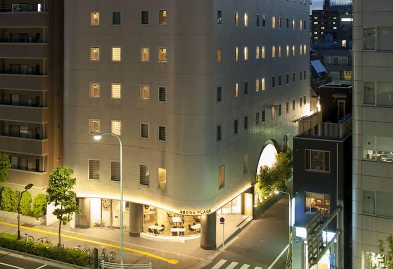 アゴーラ・プレイス浅草, 台東区, 施設の敷地