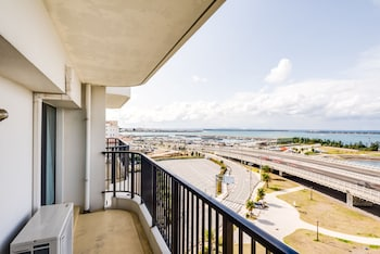 那霸那霸海灘邊飯店的相片