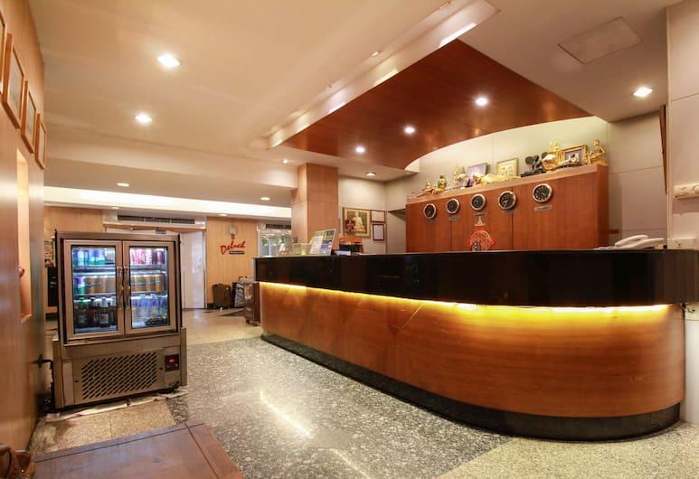 Ten Stars Inn, Bankokas, Vestibiulis